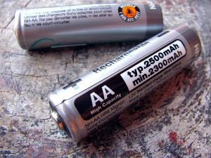 Refurbishing nicad battery information..