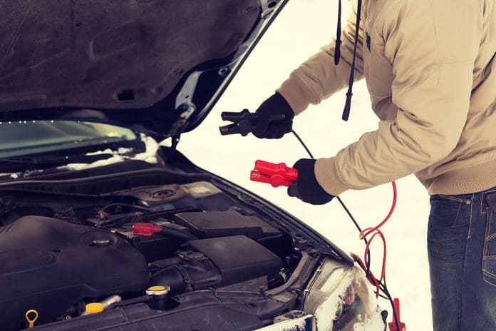 Signs your vehicle battery is dead.