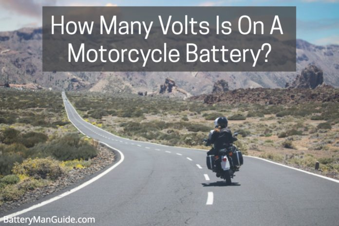 Bike battery voltage checking guide