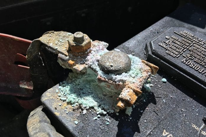 There are several factors to cause your auto battery corrosion.