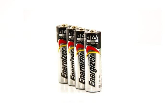 How many years can we use NiMH batteries?