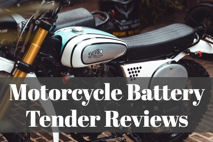 I wrote everything about motorcycle battery tender for the review.