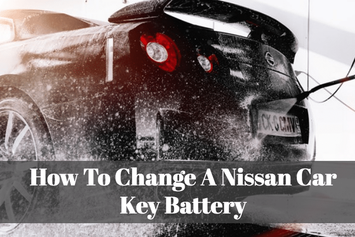 Learn step by step the ways to install your car key battery for your Nissan.